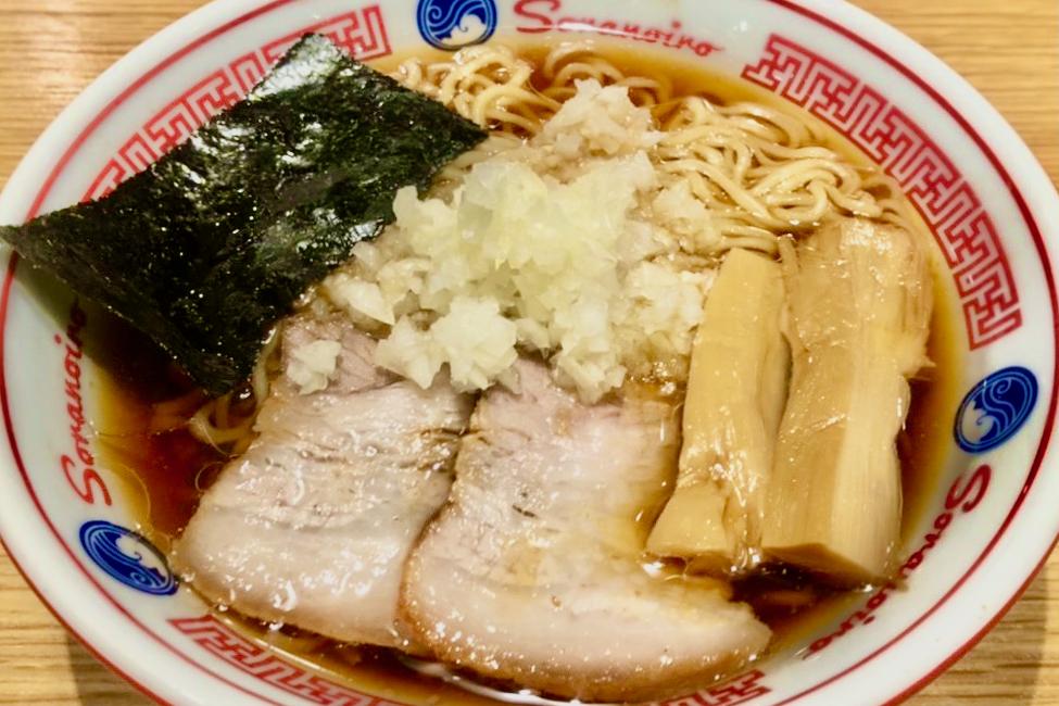 【ゲリラ販売】ソラノイロ特製 竹岡式ラーメン