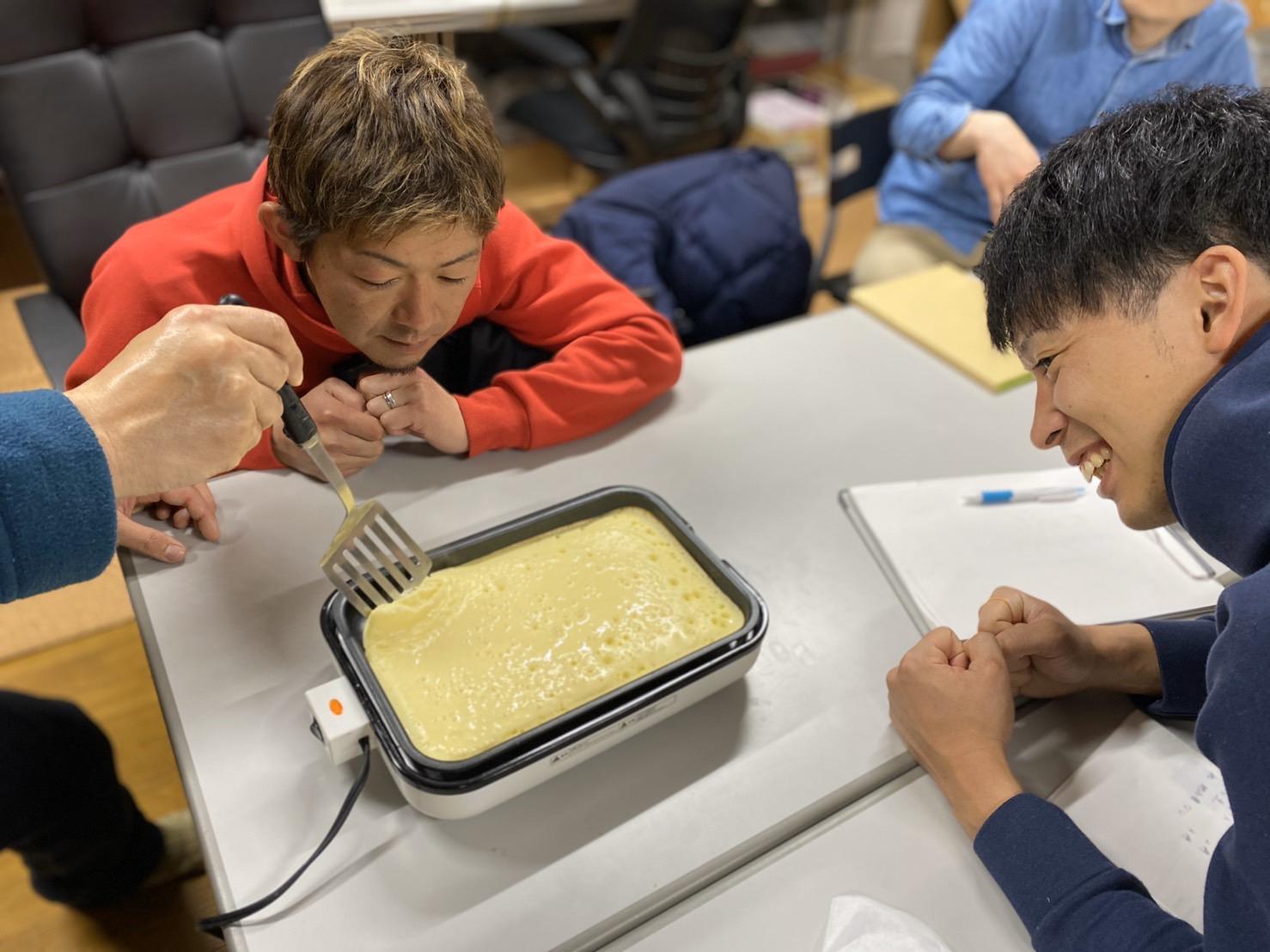 おうちで簡単、米粉のホットケーキミックスを開発中!