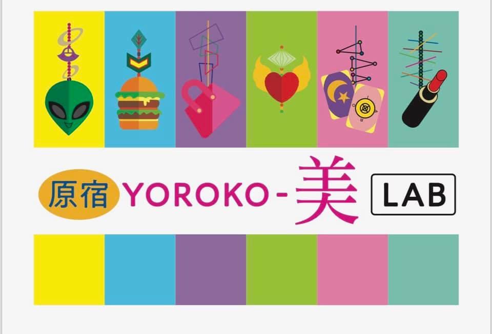 原宿YOROKO-美LAB 出店のお知らせ。
