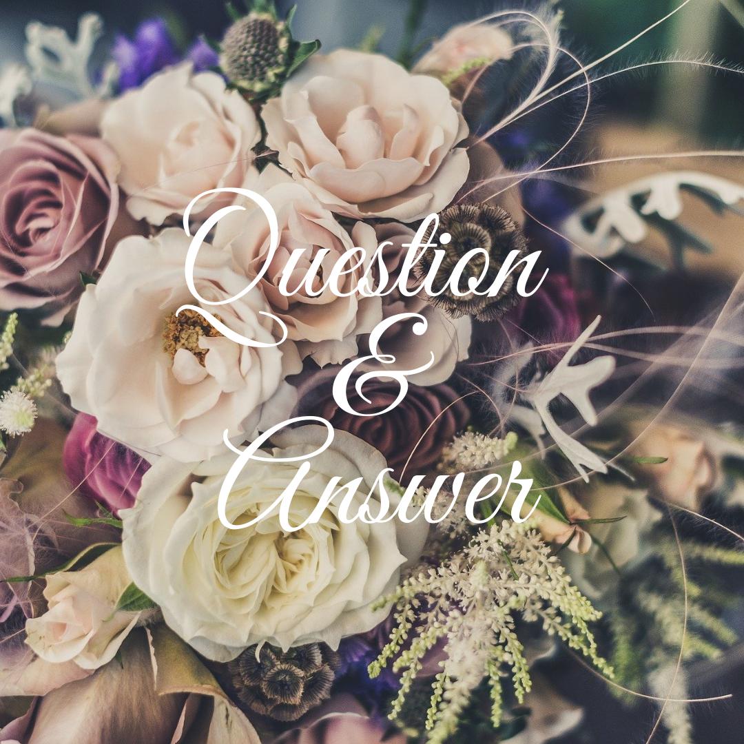 Q&A(安心してお買い物いただくために)