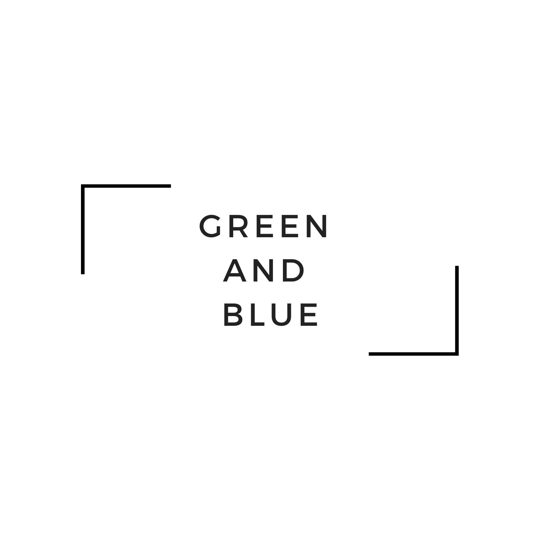 【お知らせ】2020/07/13 GREEN AND BLUE STOREオープンしました