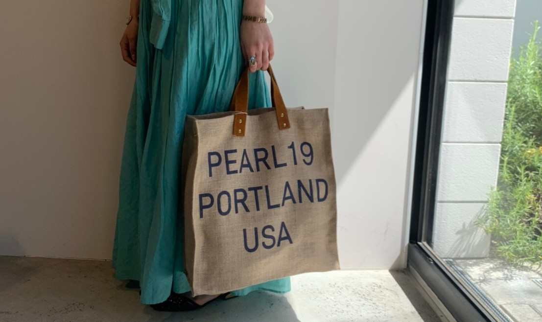 MAISON BENGAL TOTE BAG release!!
