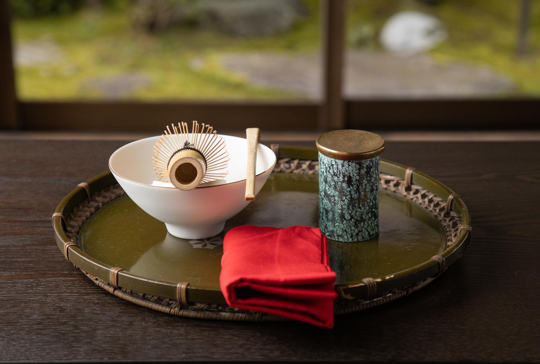 富山とお茶文化。おうちでお抹茶喫茶のススメ。