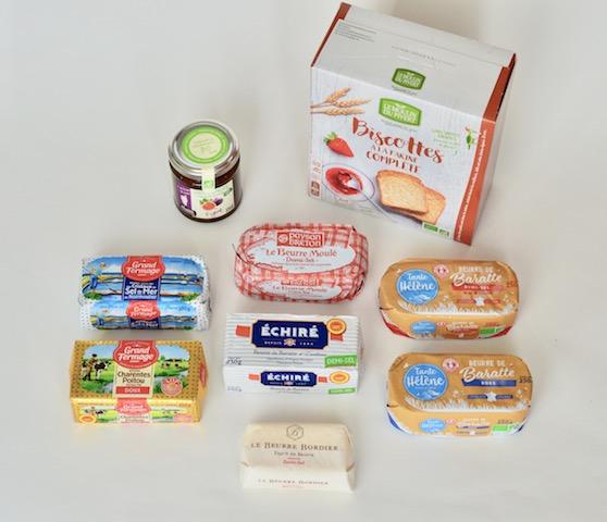 フランスのグルメを日本のご自宅に直送!【第一弾】バターのお取り寄せ