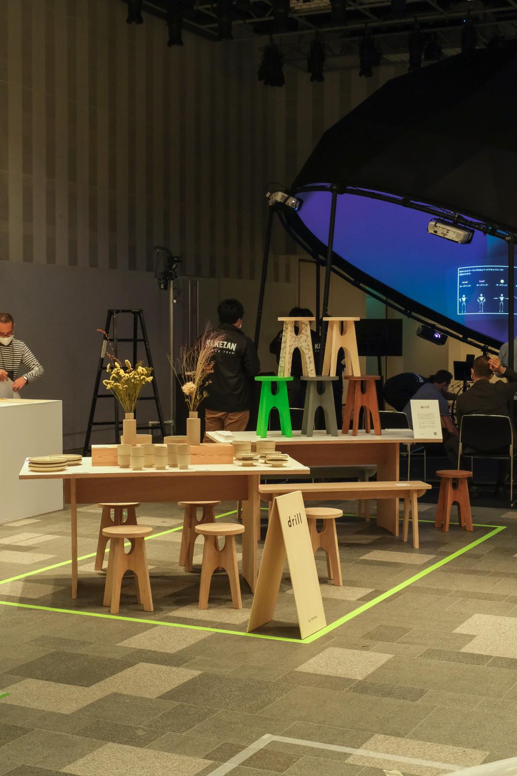 10/27-11/3 DESIGNART TOKYO 2020出展中