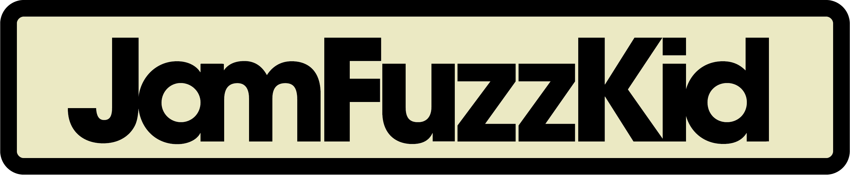 Jam Fuzz Kid OFFICIAL WEB SHOP