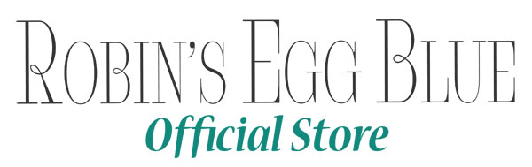 ROBIN'S EGG BLUE Official Store
