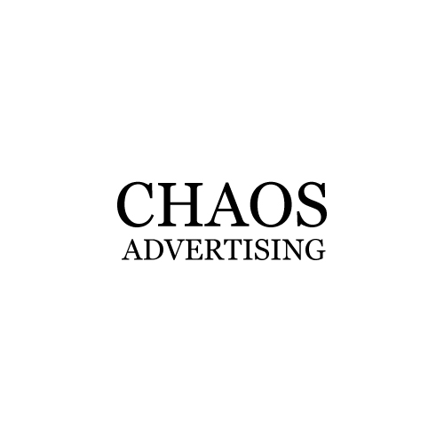 Chaos Advertising WEB SHOP
