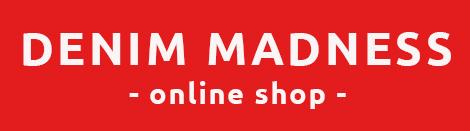 デニムマッドネスのオンラインショップ|デニムクラッチバッグ・デニム小物
