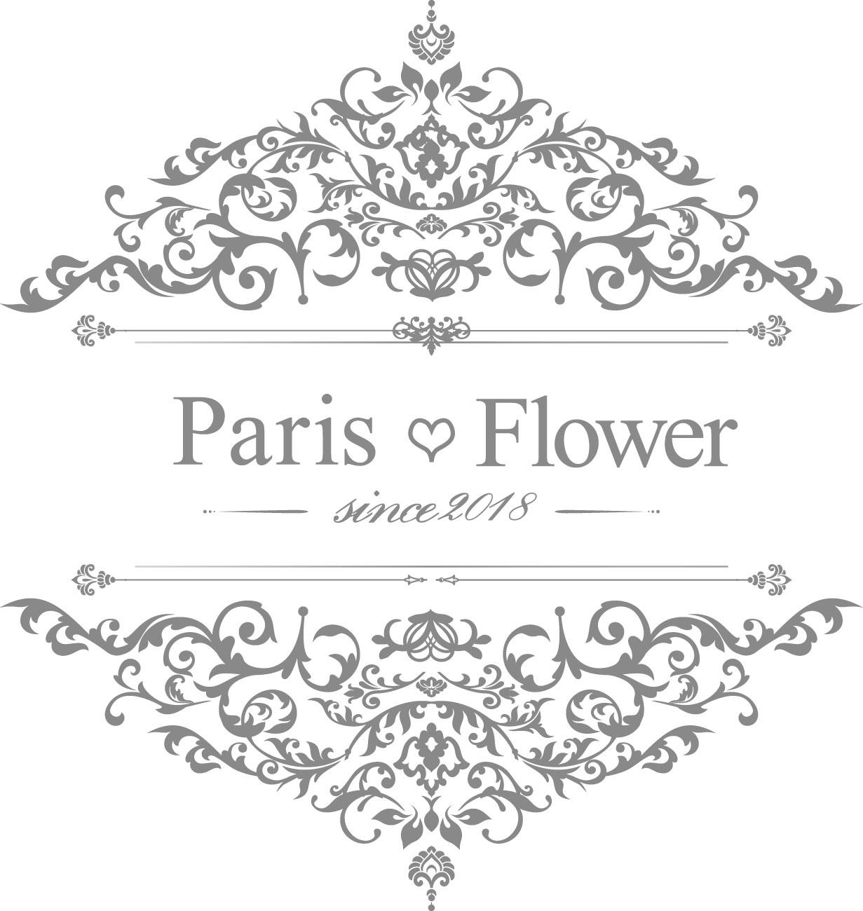 Paris♡flower