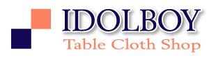 table cloth shop IDOLBOY
