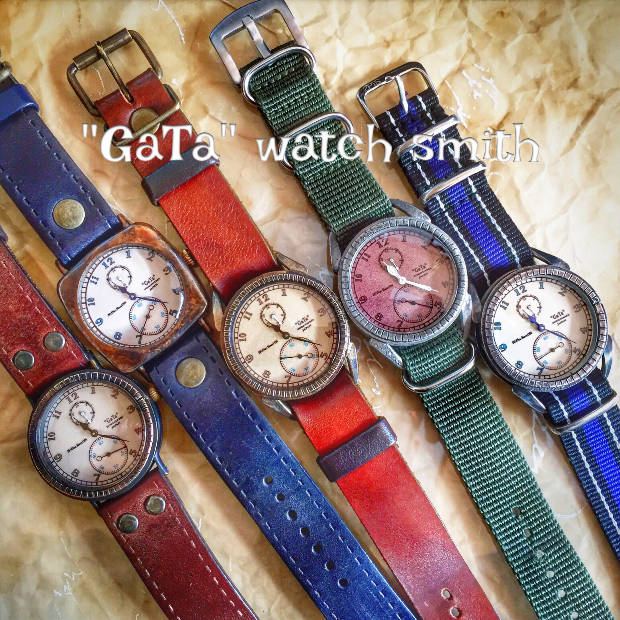 """GaTa"" watch smith"