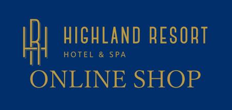 ハイランドリゾート ホテル&スパ オンラインショップ