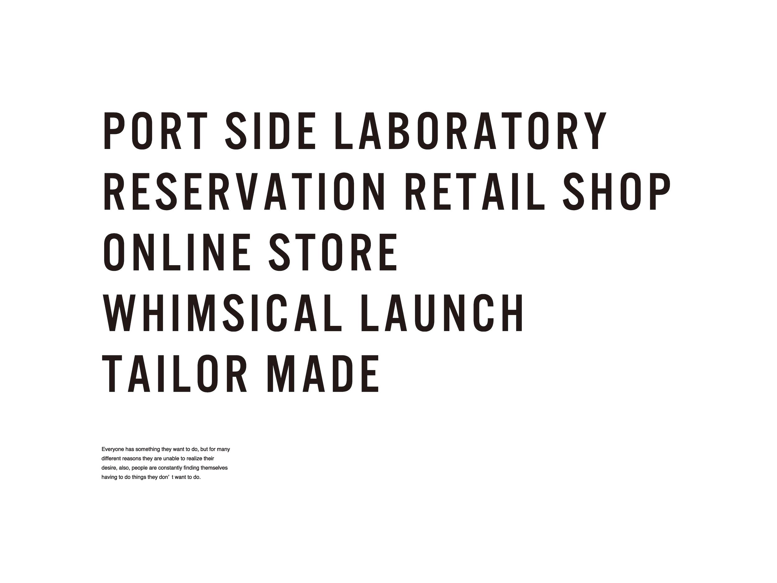 portsidelaboratory STORE