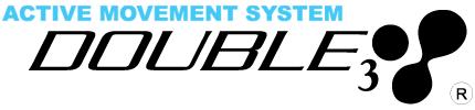 DOUBLE3 official web shop