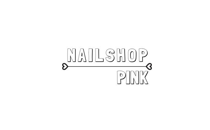 pink♡nail