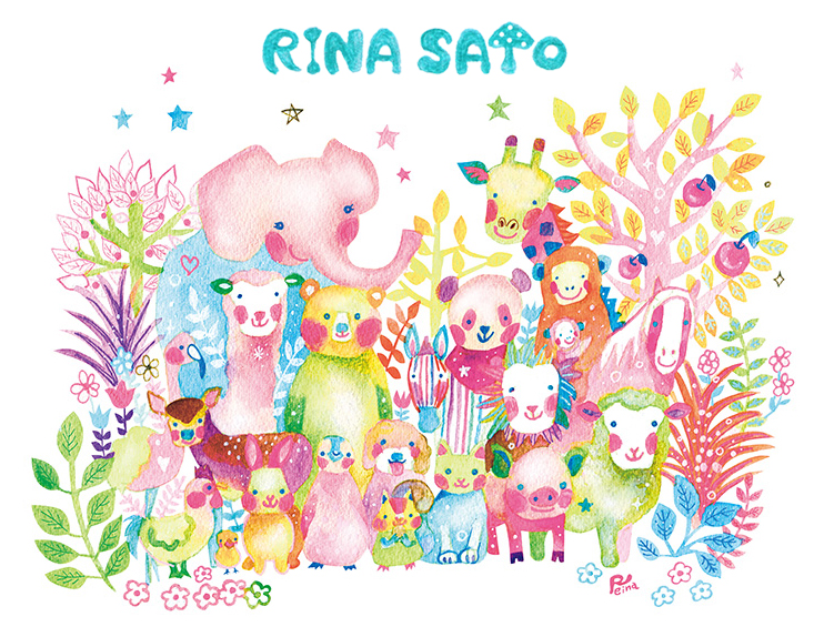 REINA SATO SHOP