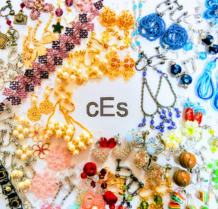 cEs ☆ハンドメイドアクセサリー☆