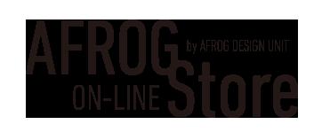 アフロッグ オンラインストア  by AFROG DESIGN UNIT