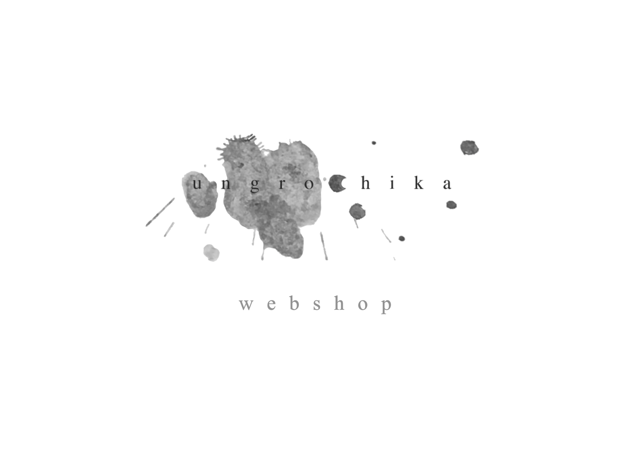 ungrochika webshop