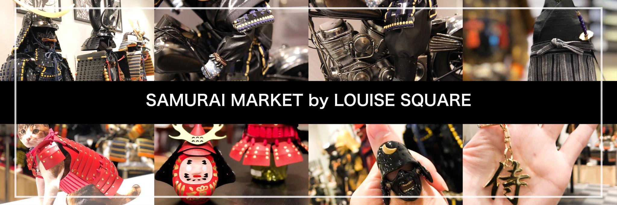 SAMURAI MARKET by LOUISE SQUARE