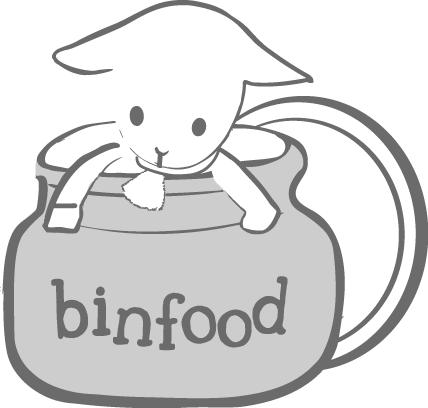 ビン food