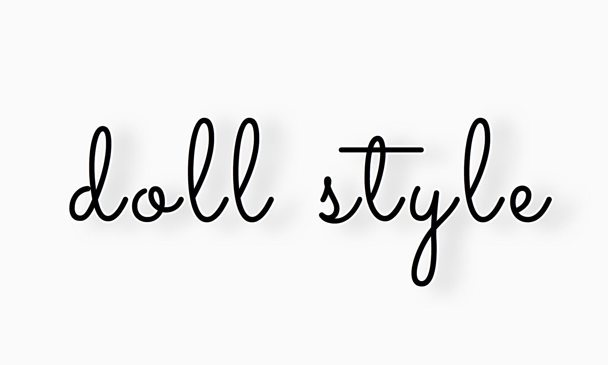 doll style♪* ブライス人形 洋服