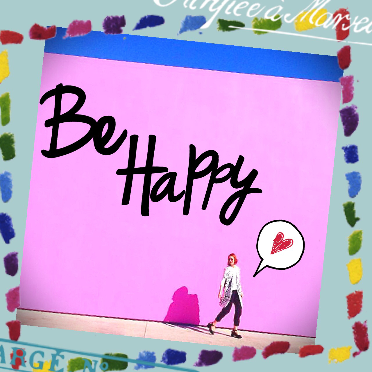 Be happy ☆☆☆