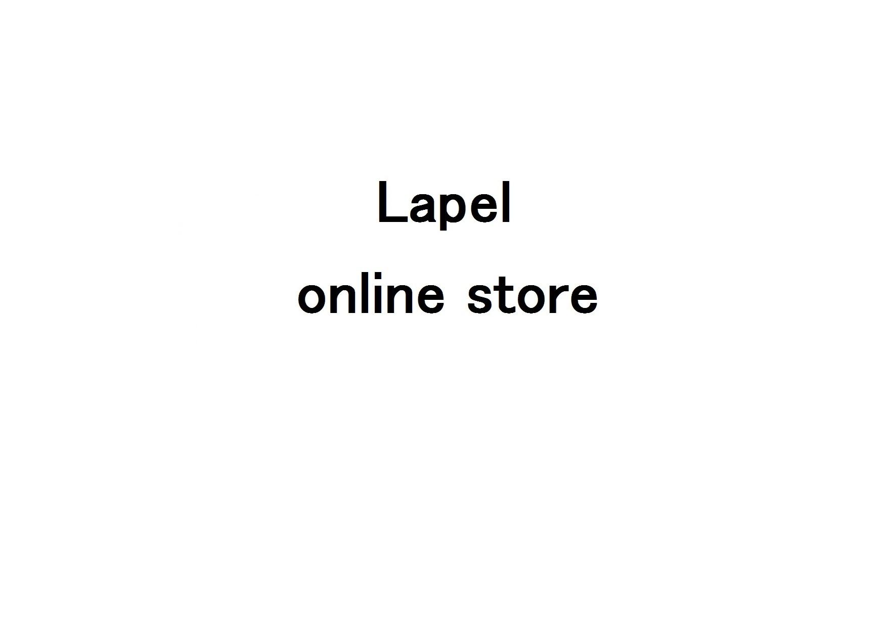 Lapel online store