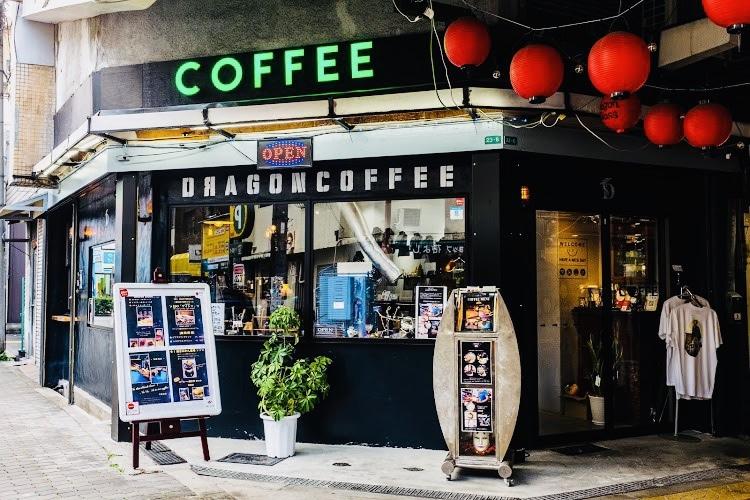dragon coffee online shop
