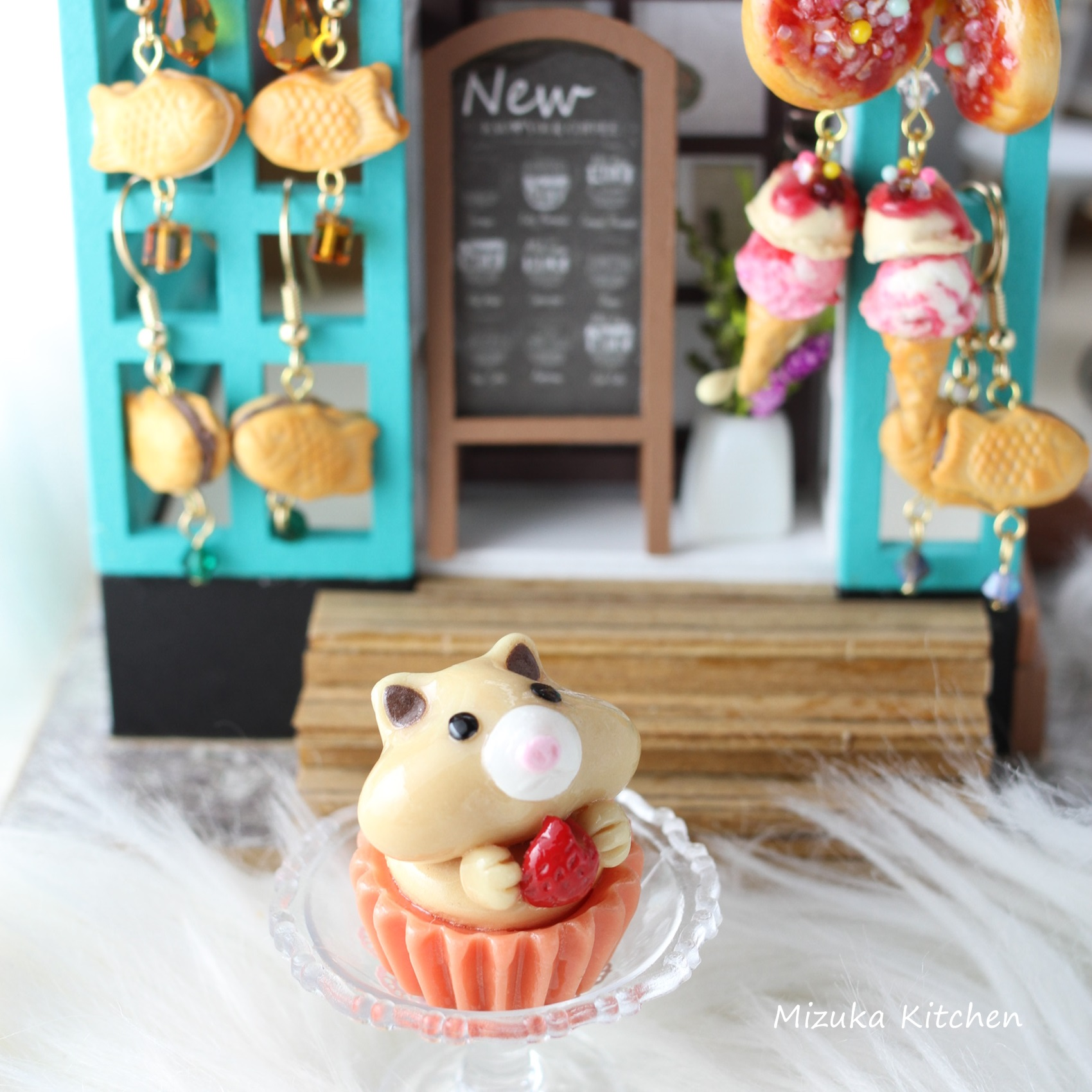 Mizuka Kitchen 〜クレイクラフトCafe〜