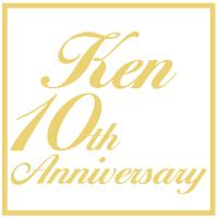 Ken 10th Anniversary 期間限定オフィシャルオンラインショップ