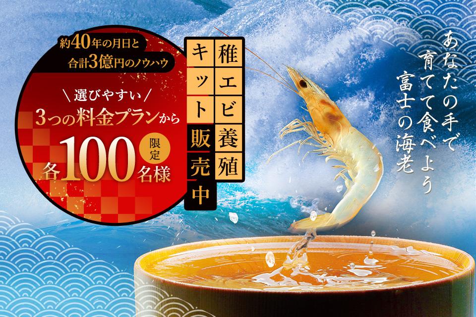 富士の海老