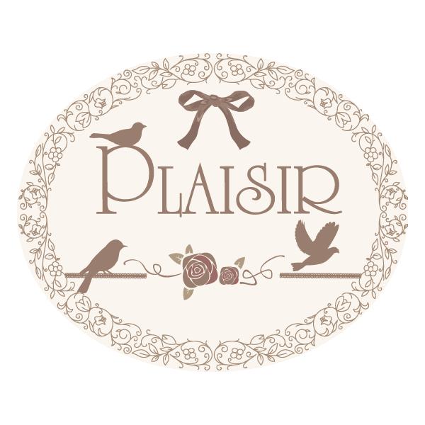 ポーセラーツ白磁shop ♡Plaisir♡