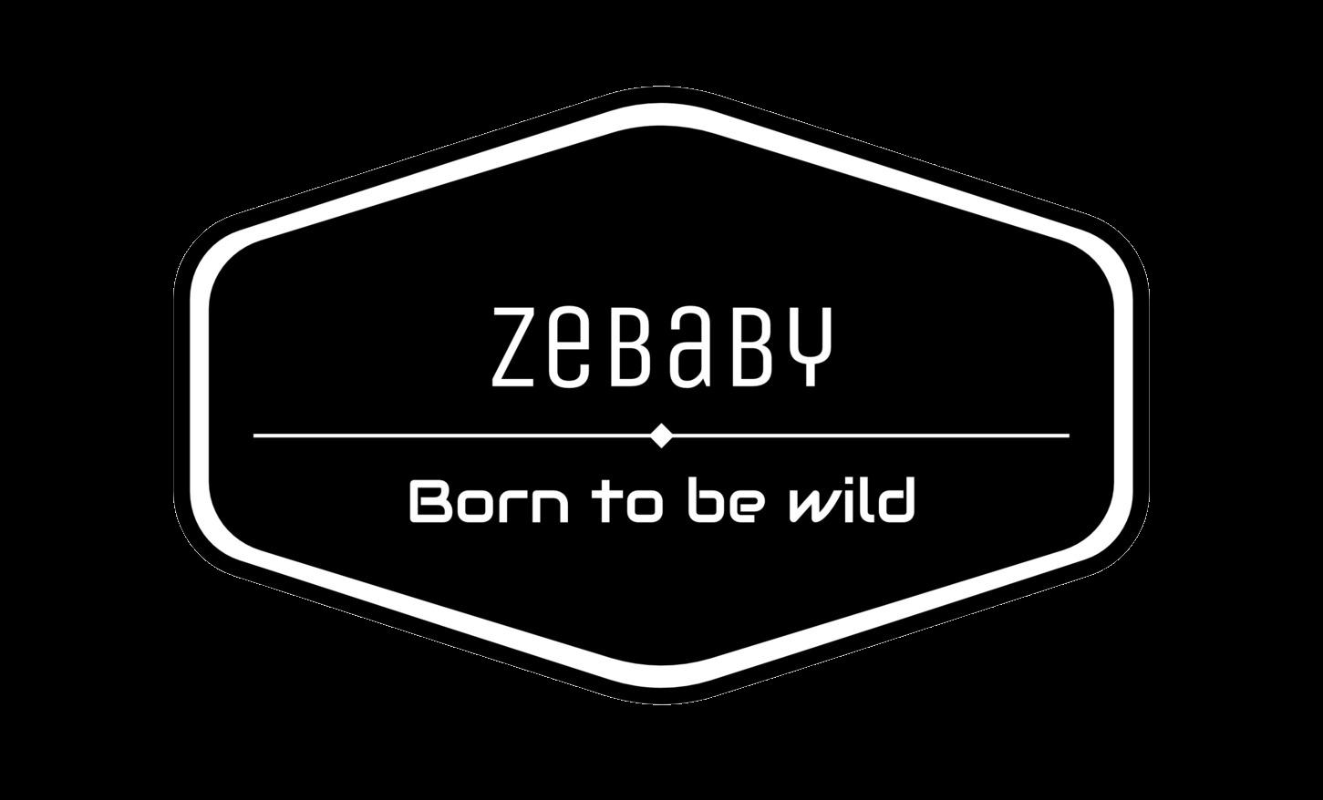 ストリート、ロックテイストの子供服 ZEBABY