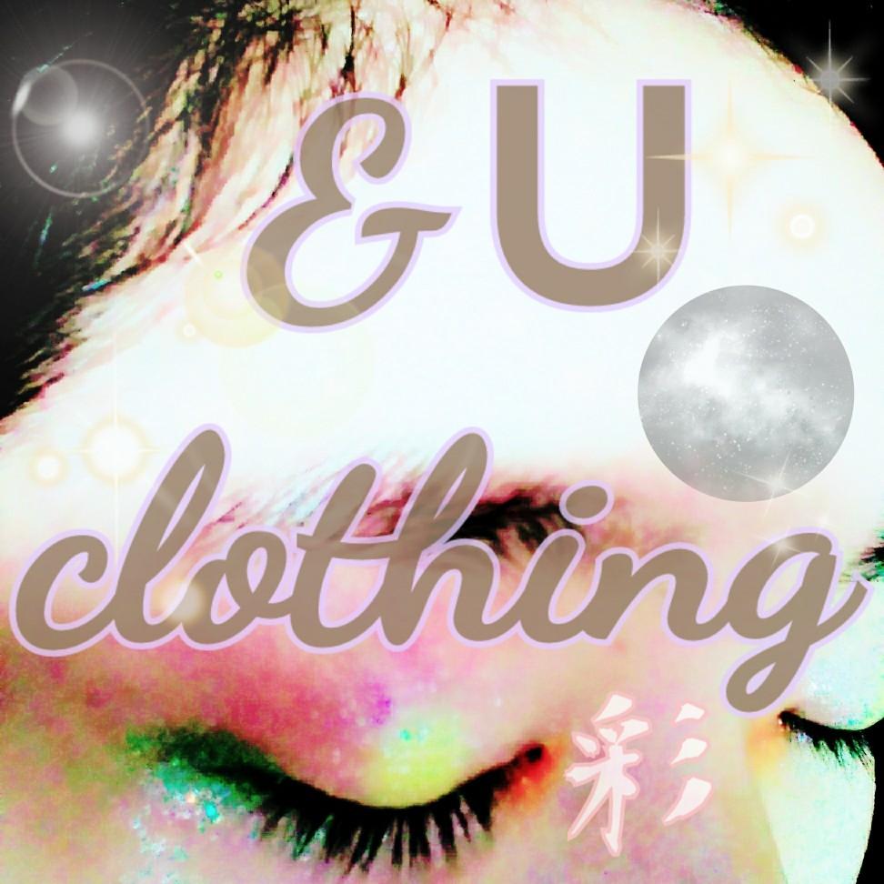 【 &U clothing 】