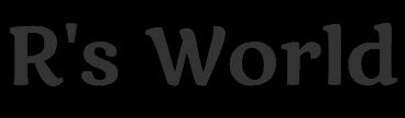 R's World