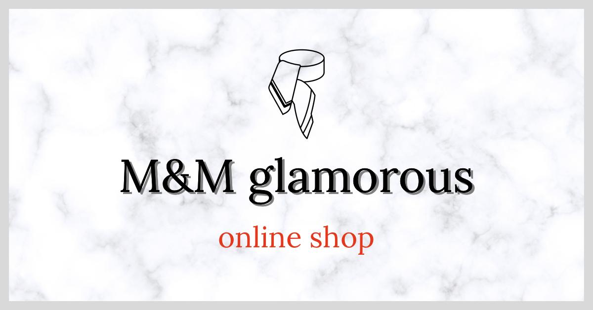 小顔マスクとスカーフ通販 M&M glamorous