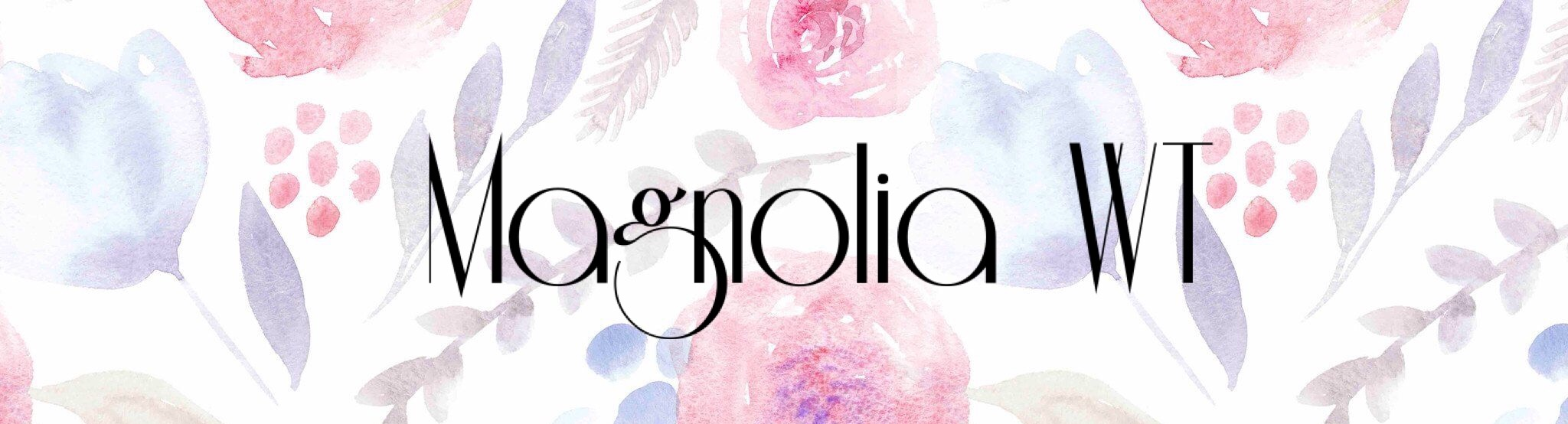 Magnolia WT公式通販サイト
