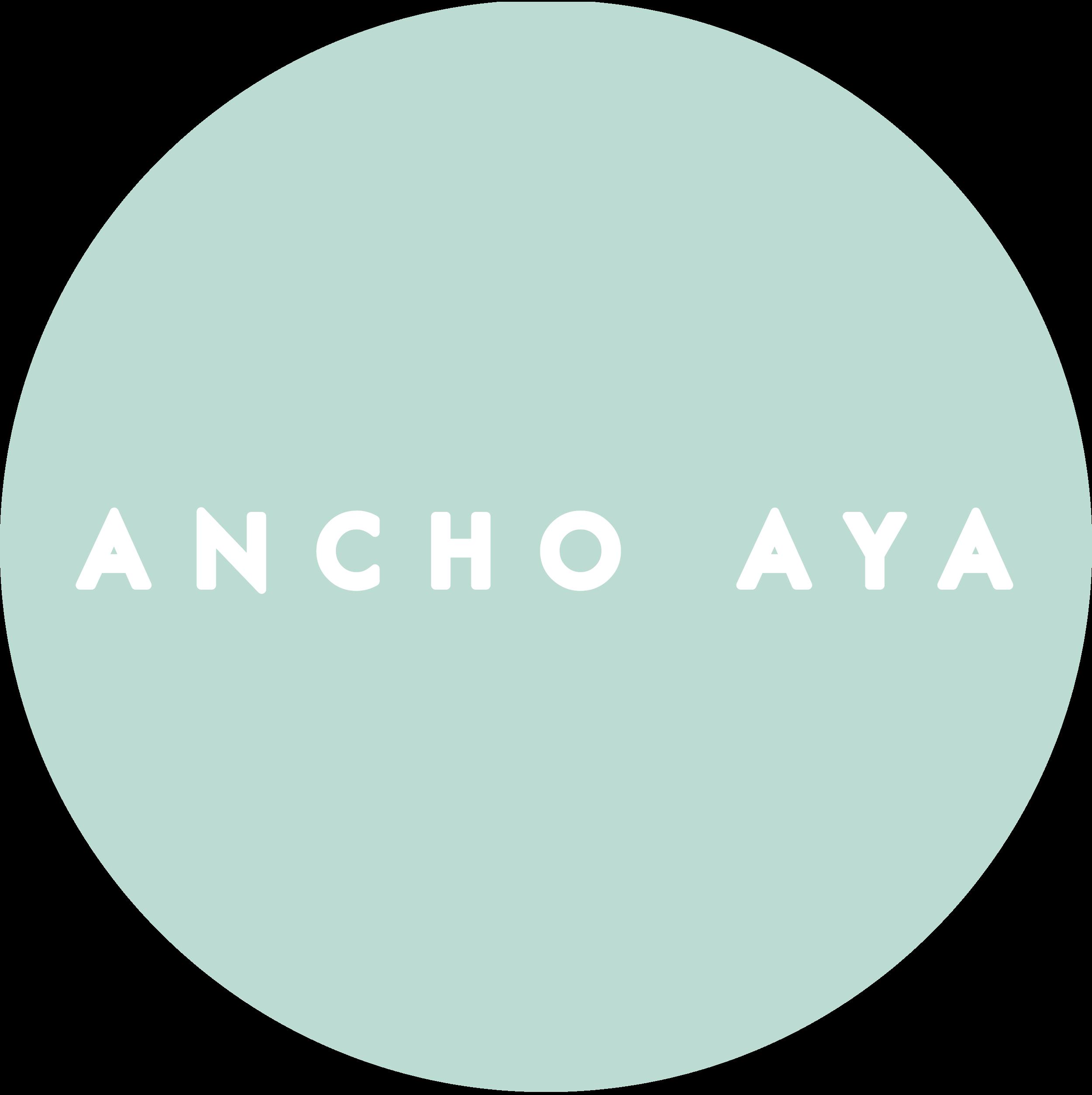 ANCHO AYA(アンチョアヤ)オンラインショップ