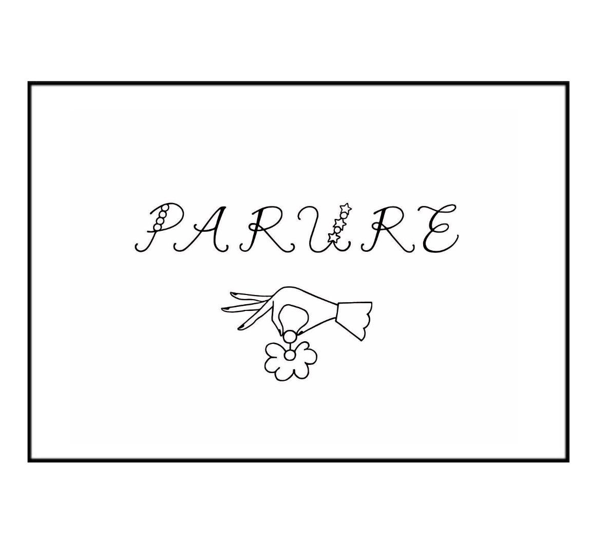 PARURE