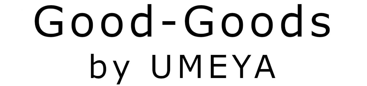 Good-Goods by UMEYA