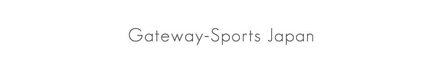 Gateway Sports Japan Online Store