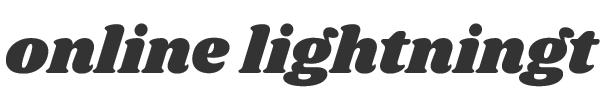 online shop lightningt