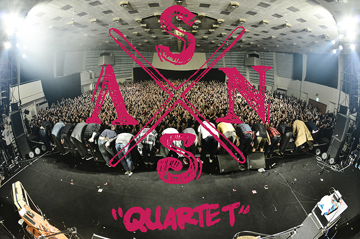 "balance 20th ""QUARTET"" official"