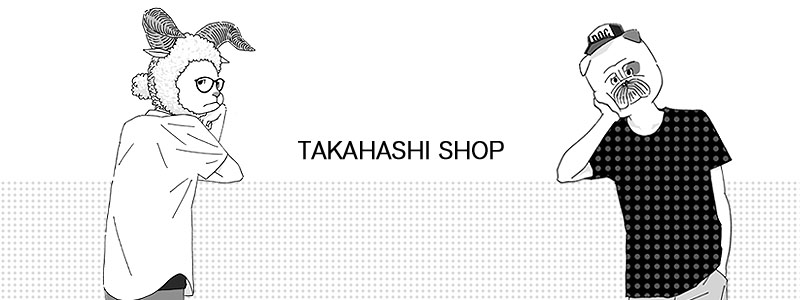 TAKAHASHI SHOP