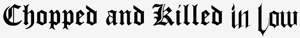 zenocide