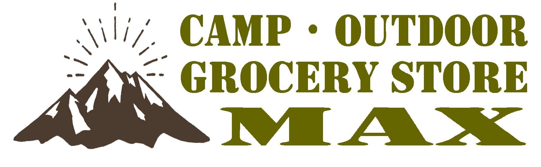 キャンプ・アウトドア食料品店まっくす