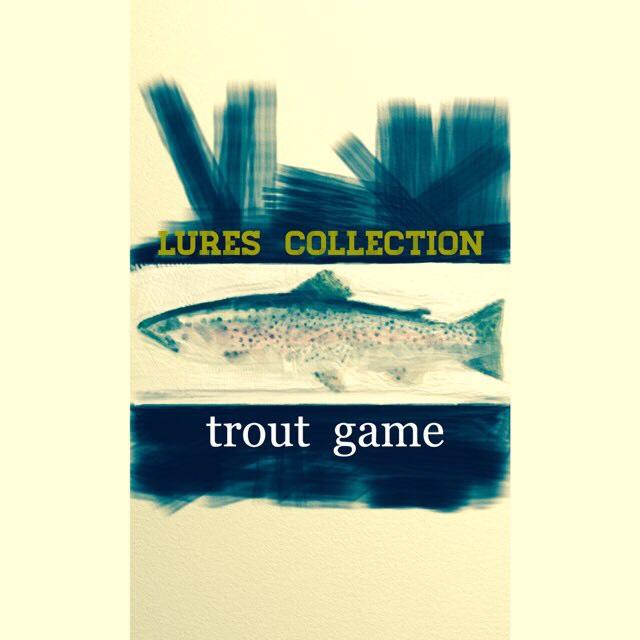 Lures Collection  (釣り・ルアー・バス・トラウト・北海道・ハンドメイドミノー・ハンドメイドスプーン)