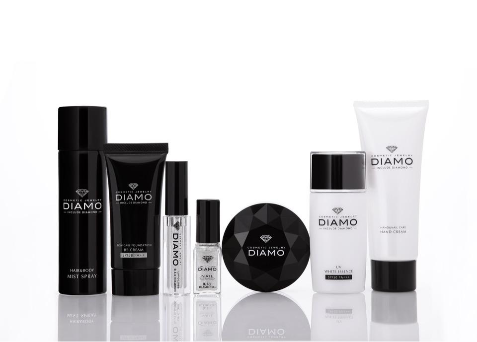 塗るダイヤモンド「DIAMO」